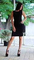 Женское стильное платье до середины бедра, фото 1