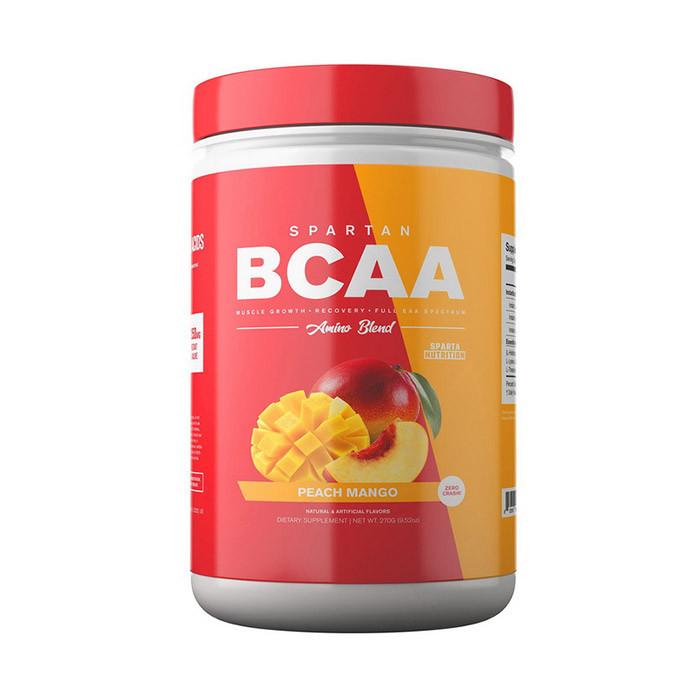 БЦАА Sparta Nutrition BCAA (270 г) спатра нутришн peach mango