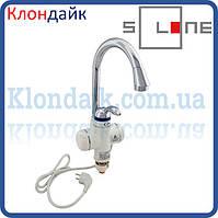 Смеситель-водонагреватель проточный Solone EC-200