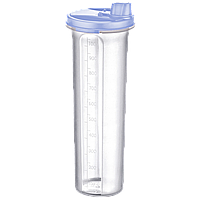 Бутылка для масла / уксуса 1,25 л сиреневая прозрачная Irak Plastik