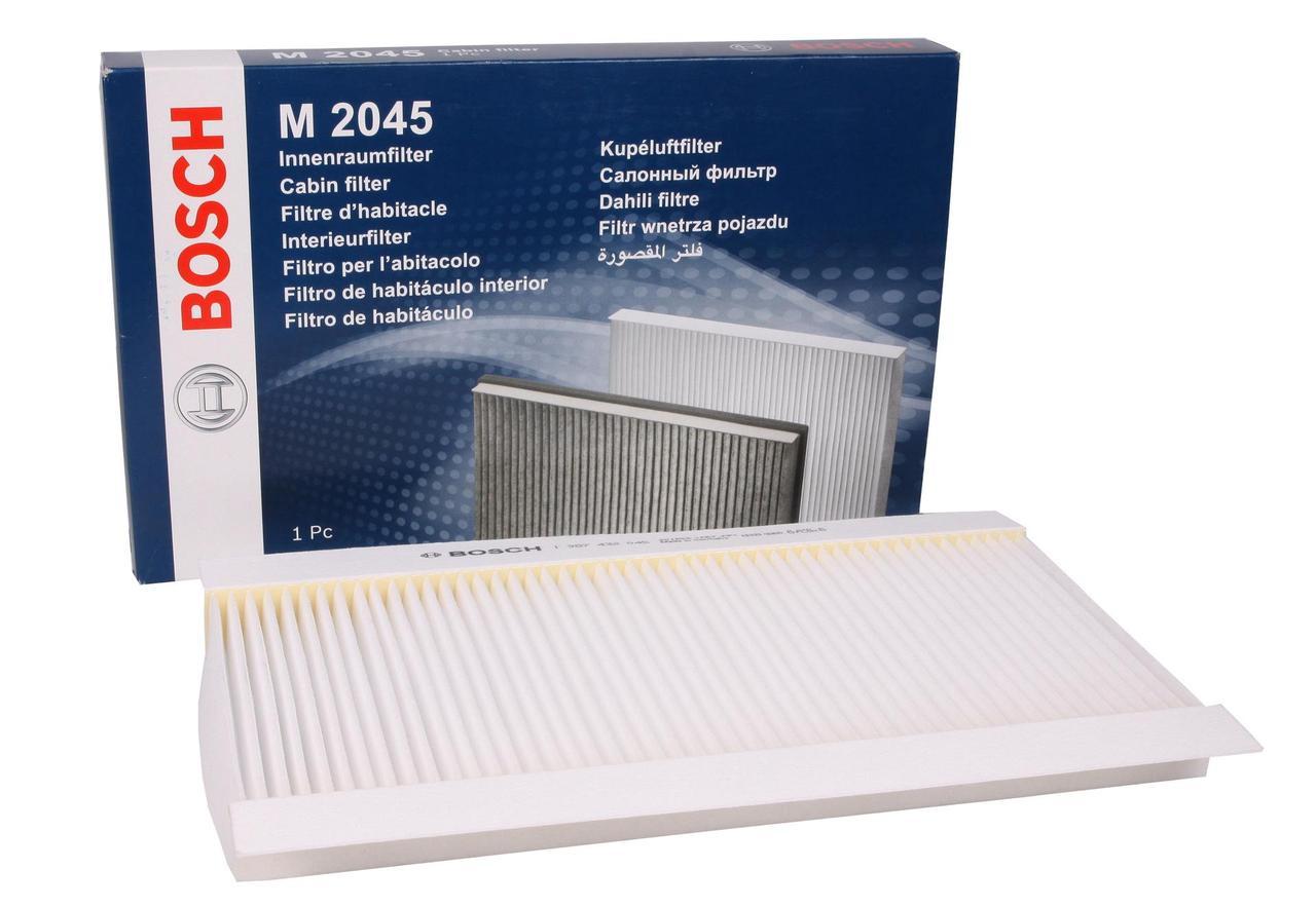 Innenraumfilter Pollenfilter BOSCH 1 987 432 040