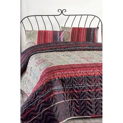 Покрывало 160х220 с наволочкой на кровать, диван Овен, фото 2