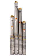 Скважинный насос SPRUT 100QJ 208-0.55 нерж. + пульт   Спрут