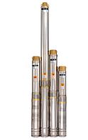 Скважинный насос SPRUT 100QJ 516-2,2 нерж. + пульт  Спрут