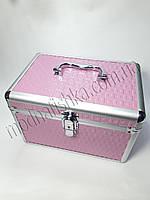 Чемодан для мастера YRE 2071 (розовый)