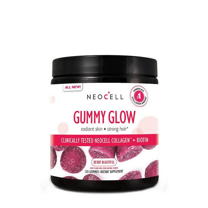 Коллаген NeoCell Collagen Gummy Glow (120 мармеладок) неоселл
