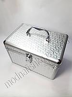 Чемодан для мастера YRE 2071 (серебро)