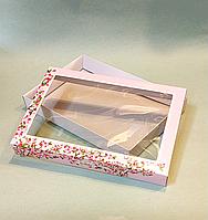 Подарочная коробка 325х225х40мм / уп-10шт, фото 1