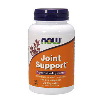 Хондропротектор Нау Фудс / Now Foods Joint Support 90 капсул
