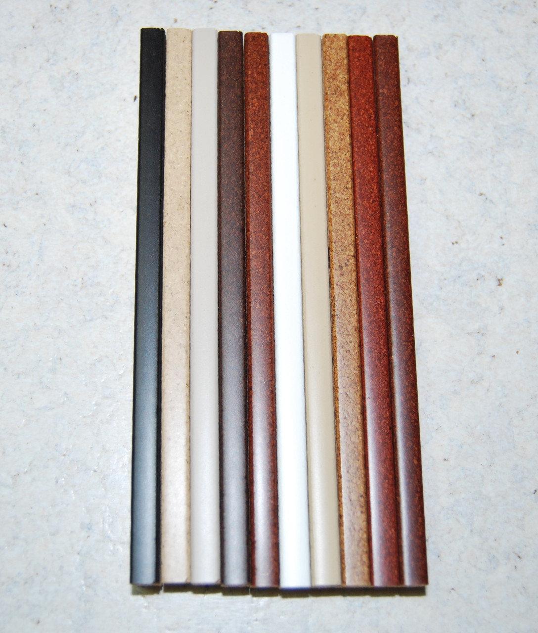 Порожек пробковый средне-серый RG 109