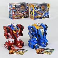 """Игровой набор для мальчиков Трансформер """"MONKART"""" 6 видов, фото 1"""