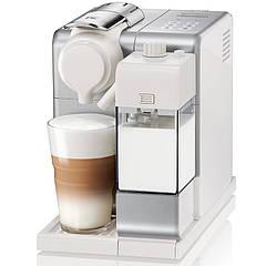 Капсульная кофемашина Nespresso Lattissima Touch Silver