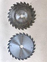 Заточка пил дисковых, перезаточка пильных дисков, ремонт пильных дисков