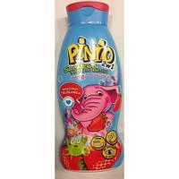 Детский шампунь PINIO клубника 500 мл