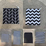 Эко мешок для вещей и продуктов, екоторбинка, хлопковый мешочек многоразовый для хранения 20*30 и 25*35см, фото 9