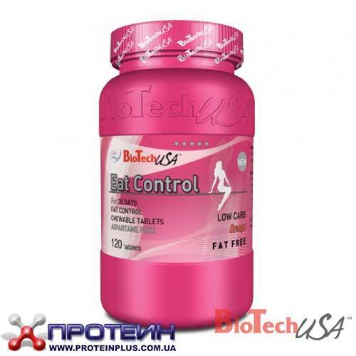 Eat Control (120 tab, orange) BioTech