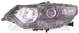 Фара правая электро Н1+НВ3 для Honda Accord 8 2011-13