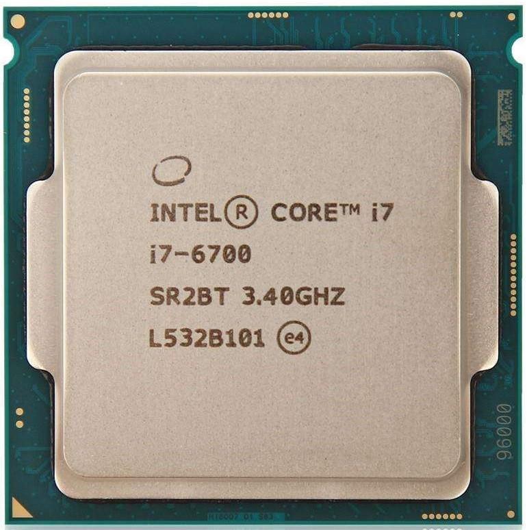 "Процессор Intel Core i7-6700 BX80662I76700 3.4GHz Socket 1151 Tray ""Over-Stock"" Б/У"