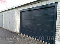 Секционные гаражные ворота DoorHan ш3000мм, в2500мм, фото 2