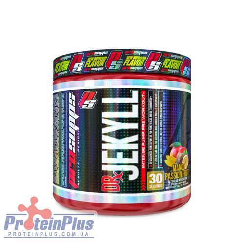 Dr. JEKYLL intense pump 30 serv. (300 g) Pro Supps