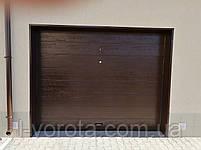 Секционные гаражные ворота DoorHan ш3000мм, в2500мм, фото 4