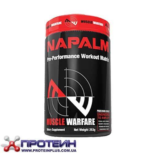Napalm (243 g) Muscle Warfare