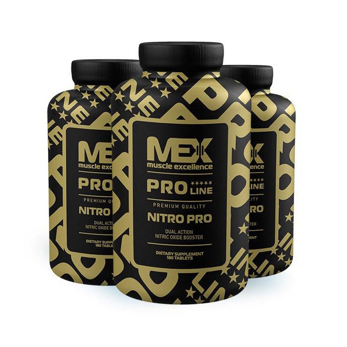 Nitro Pro (180 tabs) MEX Nutrition