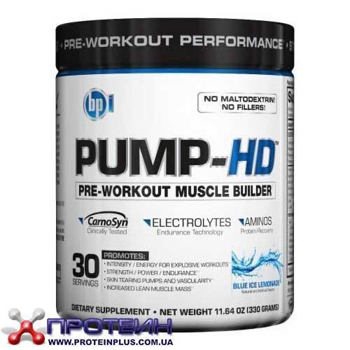 Pump HD (330 g, peaches cream) BPI sports
