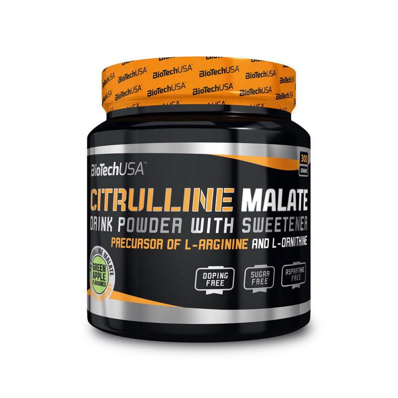Citrulline Malate (300 g, green apple) BioTech