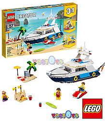 Lego 31083 Creator - Морські пригоди, катер (Лего Морские приключения 31083)