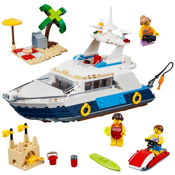Lego Creator - Морські пригоди, катер (Лего Морские приключения 31083)
