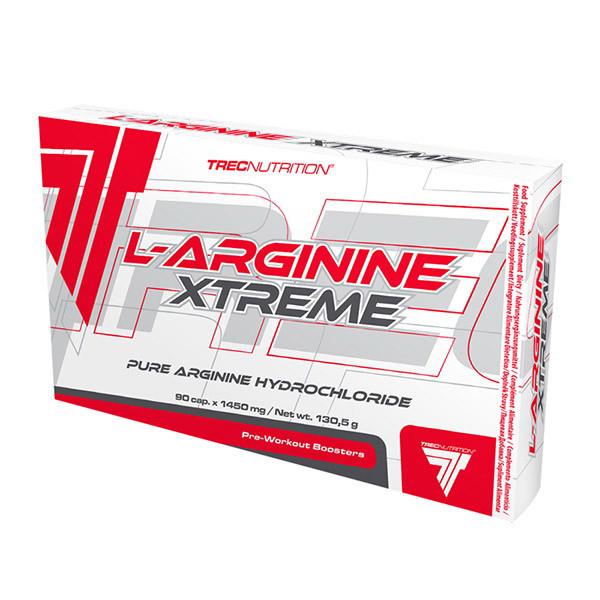 L-Arginine Xtreme (90 caps) TREC nutrition