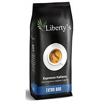 Кофе Liberty`s Espresso Italiano Extra Bar в зернах 1 кг