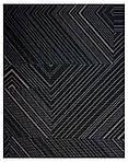 Коляска Bexa Light FL-2 черный (геометрические узоры) - черный прогулочный блок, фото 4