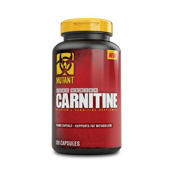 Carnitine (120 caps) PVL