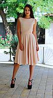 Женское платье летнее клеш, фото 1