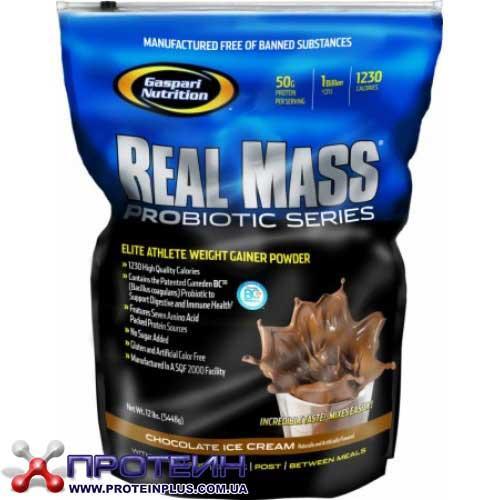 Real Mass Probiotic (5,4 kg) Gaspari Nutrition