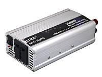Инвертор преобразователь напряжения UKC 12-220 V 1500 W Серый hubnp21124, КОД: 666842