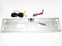 Камера заднего вида Noisy N-420 Gray в рамке автомобильного номера 398341432, КОД: 292716