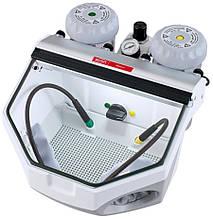 Пескоструйный аппарат Basic eco 25-70µ/70-250µ 230 В (Бейсик Эко), Renfert