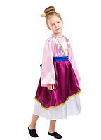 Карнавальный костюм китаянки Мулан