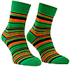 Носки с принтом женские Mushka Deep Green (DEE001) 36-39 Зеленый, фото 2