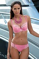 Розовый комплект нижнего белья COTE (80Е-95B)