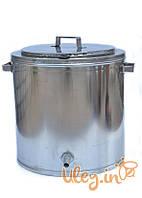 Воскотопка паровая 17 литров из нержавейки