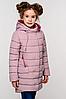 Детская демисезонная куртка для девочки Натти пудра 721