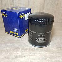 Фильтр масляный ВАЗ 2101-07,Газель Волга УАЗ дв.406,4215,4216 высокий (пр-во SCT)