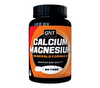 Витамины и минералы QNT Calcium Magnesium (60 таб)