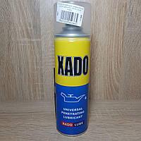 Смазка проникающая универсальная WD-40 (аэрозоль) 300 мл (пр-во XADO)