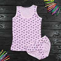 Комплект детский Donella розовый для девочки на 4/5 лет   1шт.