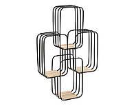 Навесная - Настенная Полка в стиле LOFT (Wall Shelf - 01)